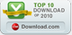 CNET Top 10 Downloads de 2010