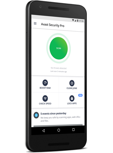 avast free mobile security antivirus gratuit pour mobiles. Black Bedroom Furniture Sets. Home Design Ideas