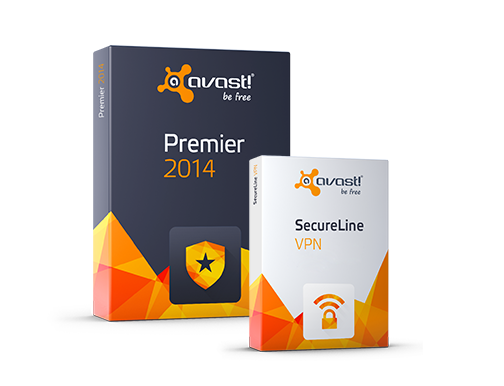 avast! Premier and avast! SecureLine VPN