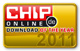 Chip.de-pris for Top Downloads of the Year (på tysk)