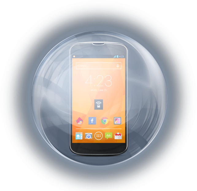 avast! SecureLine for Android