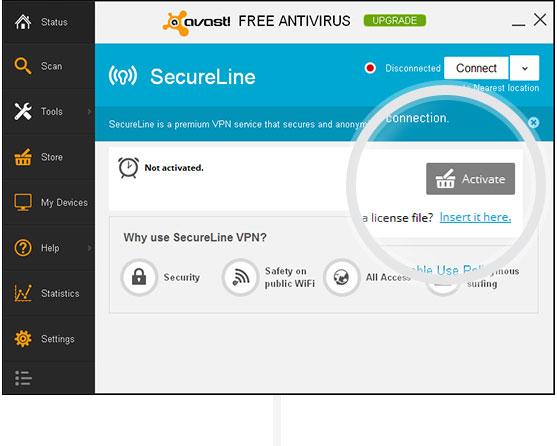 Avast secureline vpn что это - 669fb