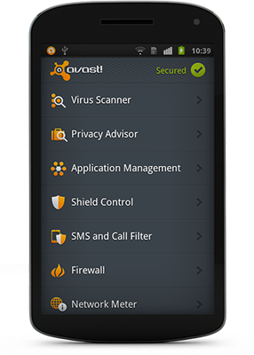 Avast Free Mobile Security Antivirus Anti-theft App For  picture wallpaper image