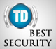 TechDeville.com's Beste Antivirus 2011-onderscheiding