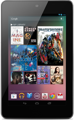 Win a Nexus 7 Tablet (Worldwide)