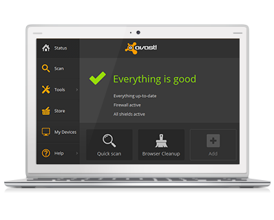 Avast Internet Security v8