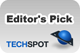 TECHSPOTs Editor's Pick