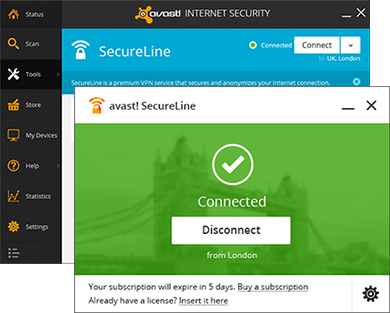 Secureline vpn - фото 4
