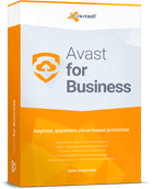 Avast for Business box