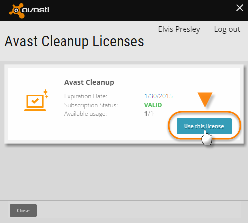 Avast 2015 license key winrar file