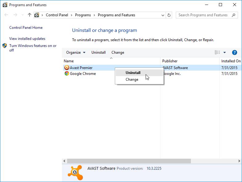 windows 7 professional 64 bit updates manually uninstall