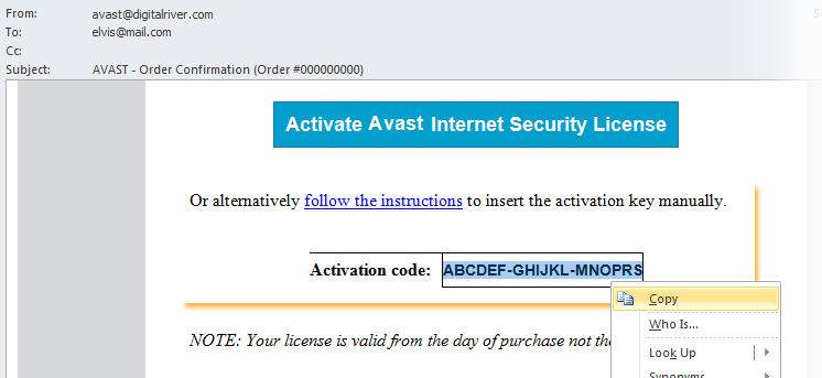Avast Premier 2015 Код Активации торрент