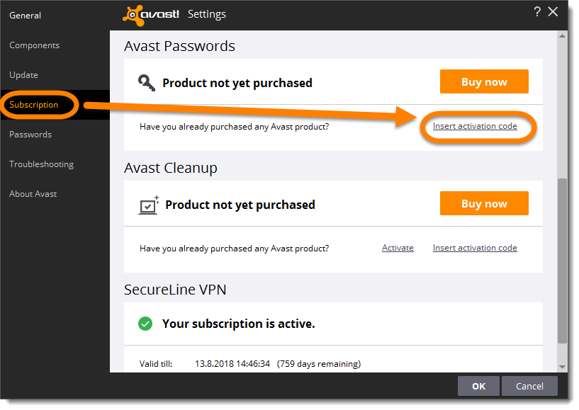 avast activation code Archives