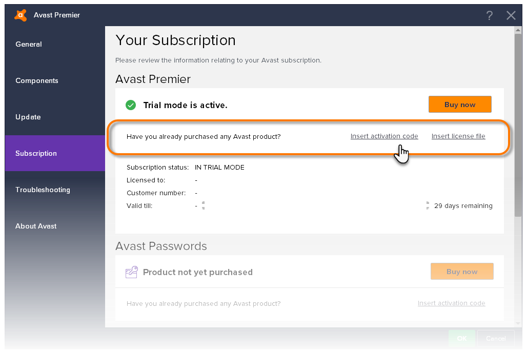Avast Activation Free Code For Android