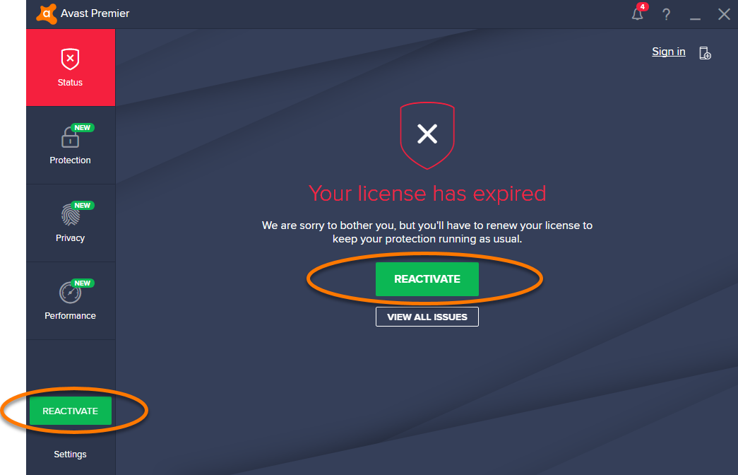 how to cancel your avast subscription