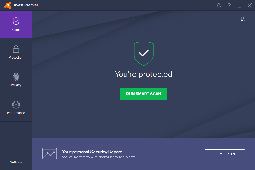 Ensuring Avast Antivirus Is Installed And Actively