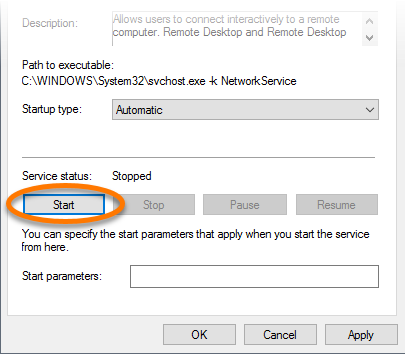 a network error caused the video download to fail part-way cosa significa