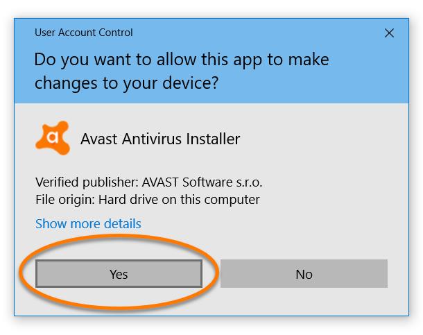 Installing avast free antivirus | official avast support.