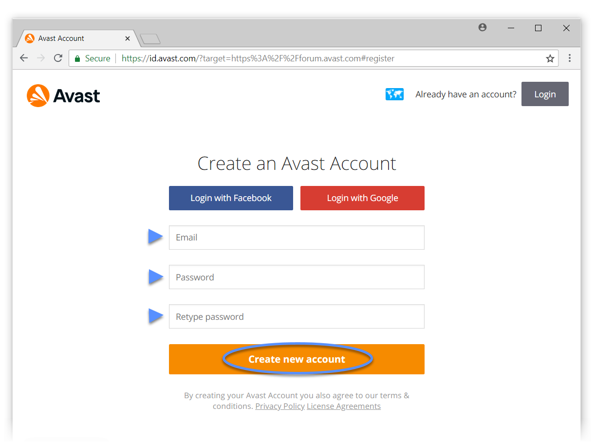 Accessing the Avast Forum Official Avast Support