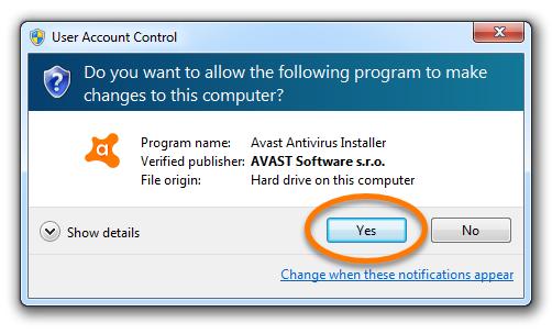 avast removal tool windows 10