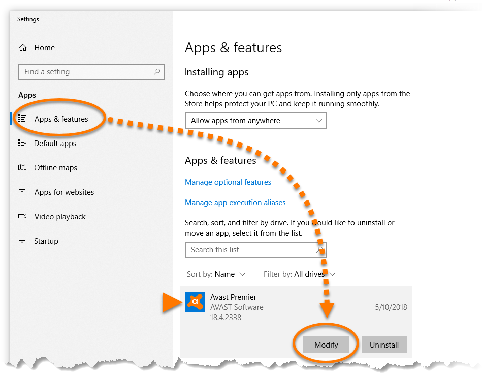 avast antivirus free download for windows xp trial version