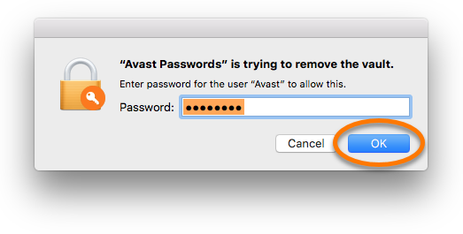 how to delete avast on mac