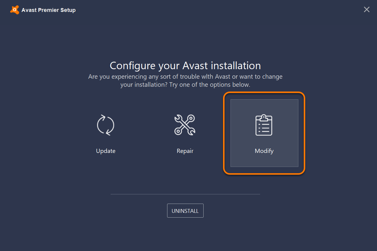how to cancel avast cleanup premium
