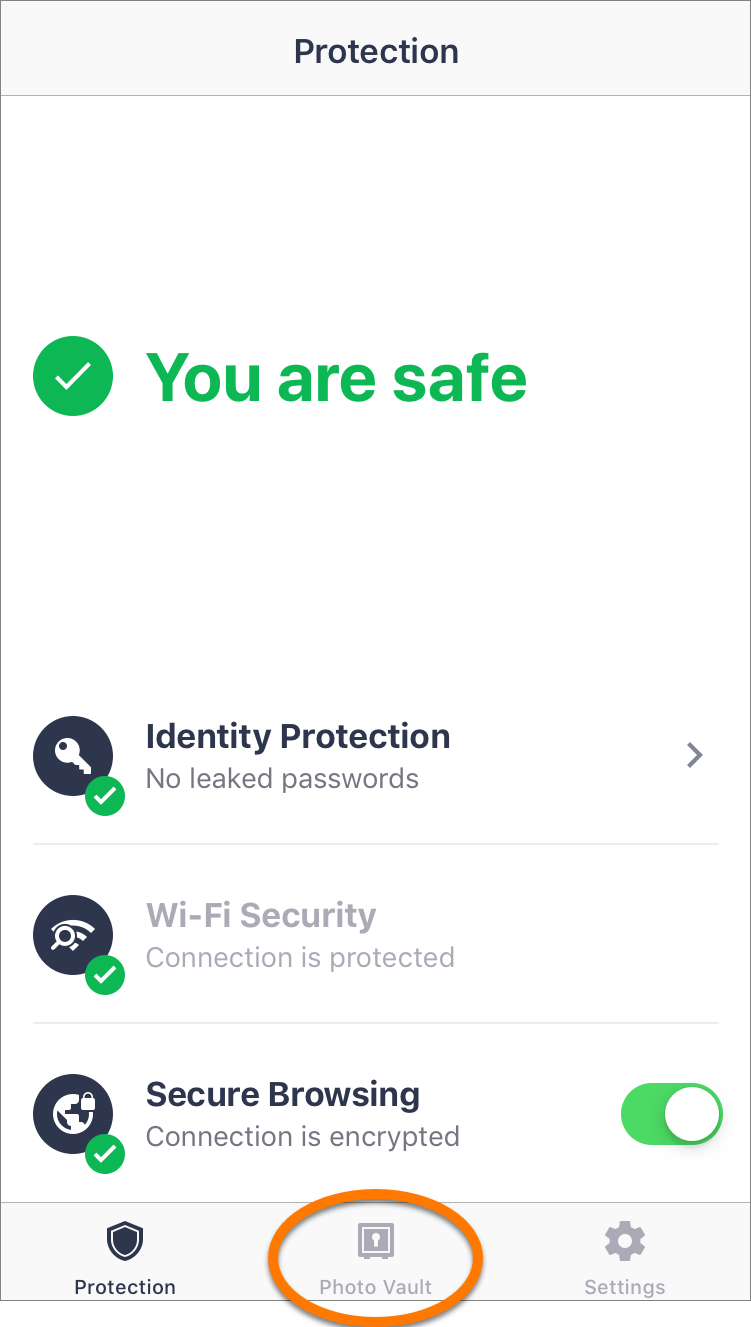 Avast Mobile Security for iOS - Getting Started | Official Avast Support