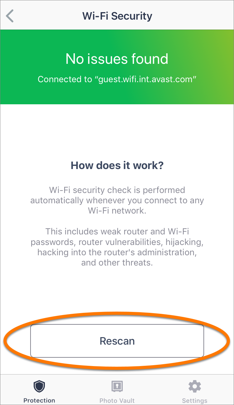 Avast Mobile Security for iOS - Getting Started | Official