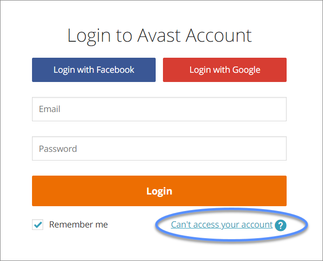 avast blocks my internet
