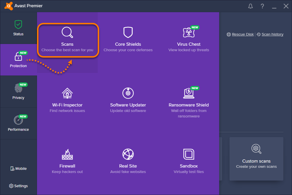avast antivirus 2019 for pc
