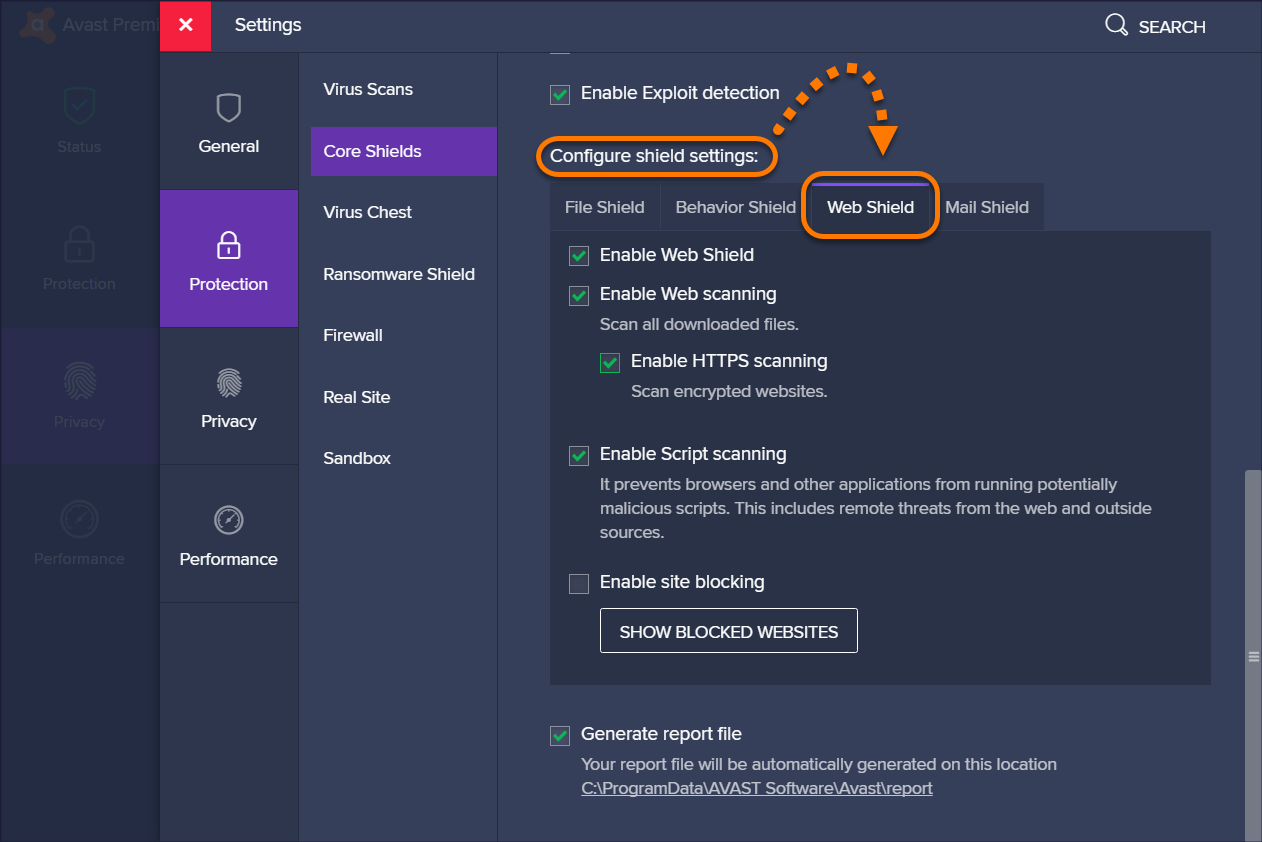 avast voice download