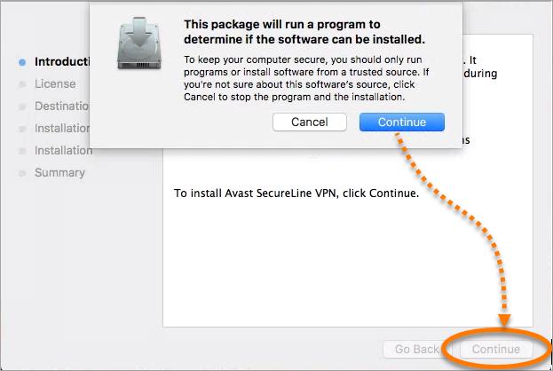avast secureline vpn license