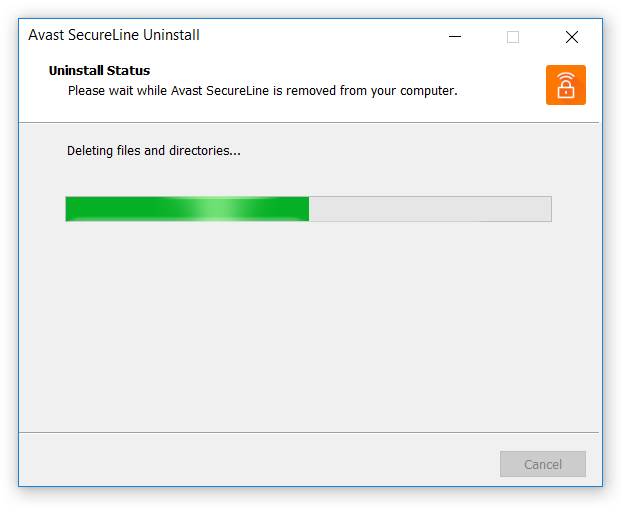 avast secureline tap adapter v3 deaktiviert