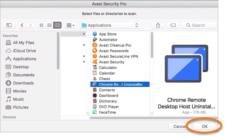 Scanning your Mac with Avast Security | Official Avast Support