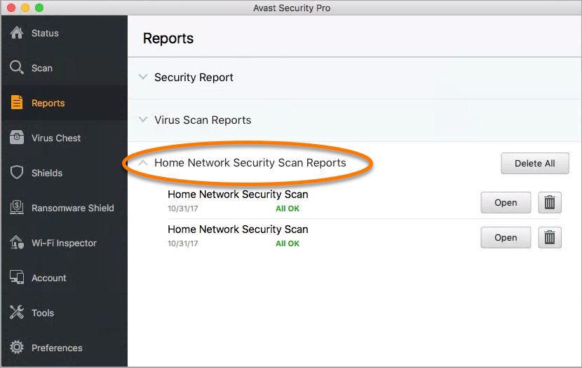 avast home network security review