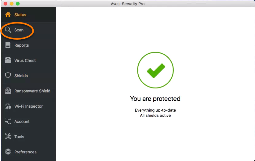 free virus scan for macbook pro