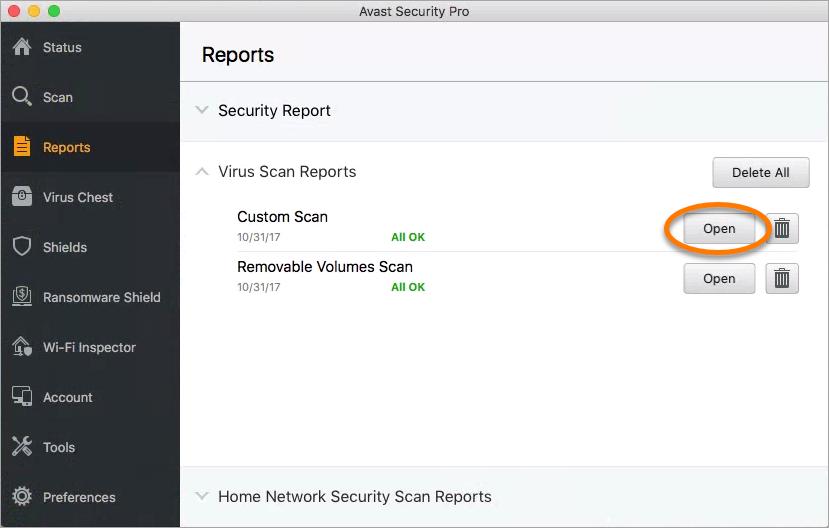 avast virus scanner review