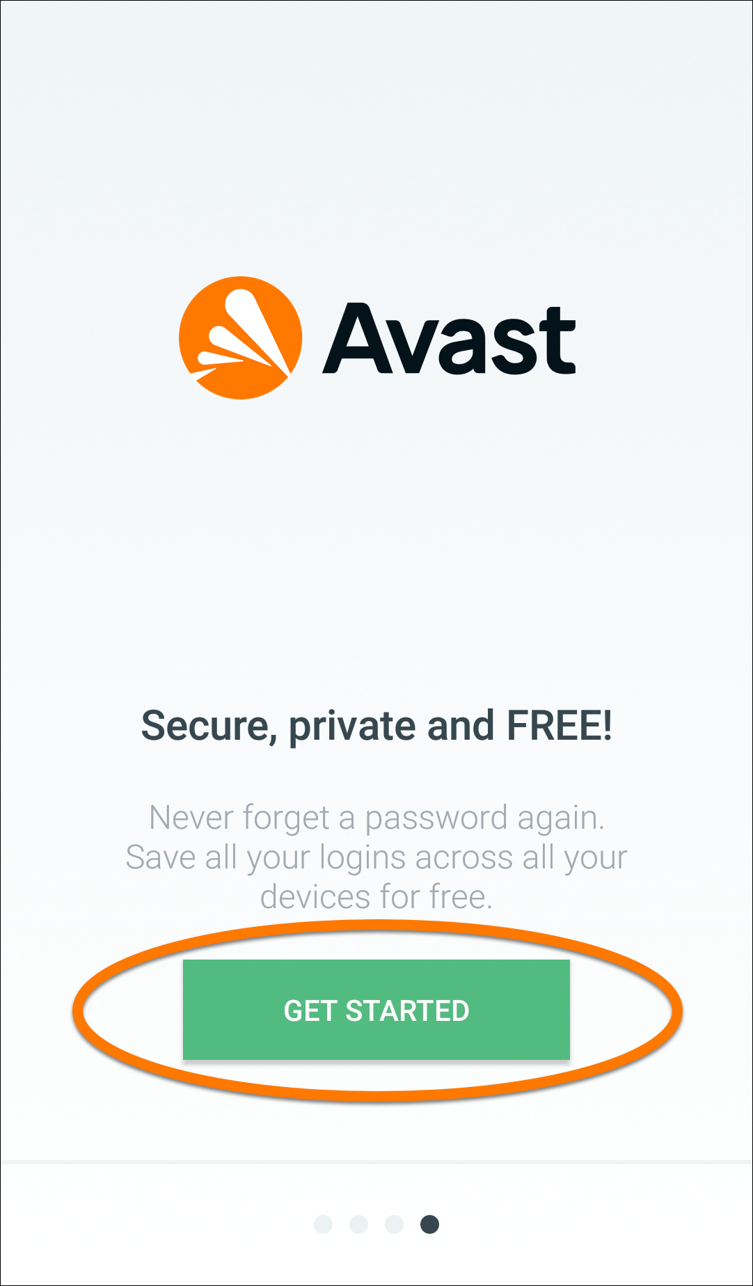 Avast Passwords for Android and iOS - Getting Started