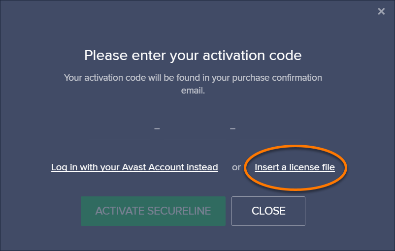 Avast SecureLine VPN 2.0.384 License Key Till 2050