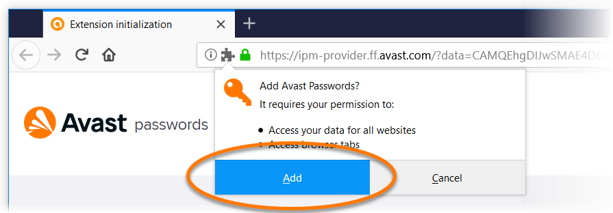 Avast Passwords - Getting Started | Official Avast Support