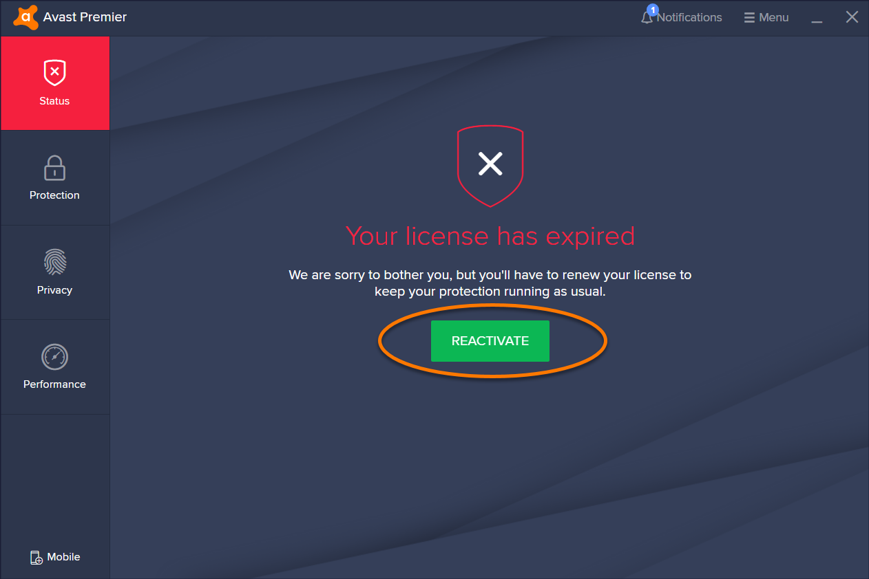 avast secureline licence file 2017
