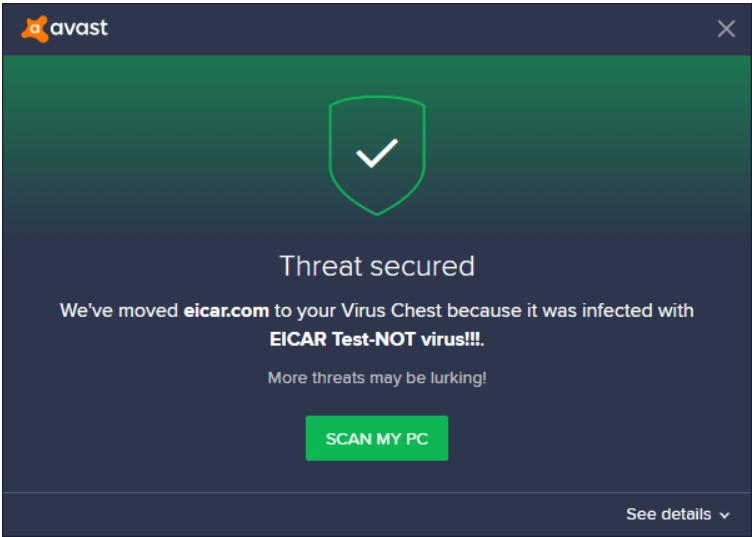 avast antivirus download file