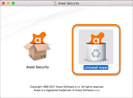 how to download avast on mac