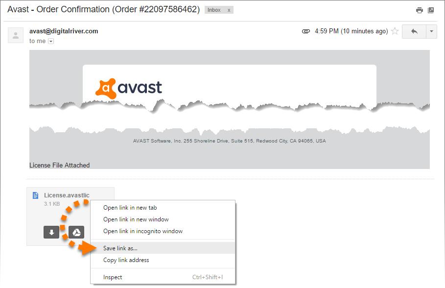 avast license key file