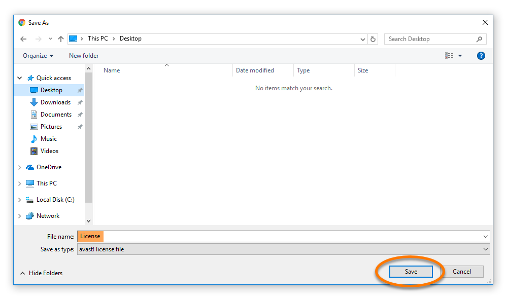 avast pro antivirus licence file