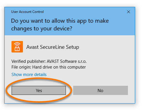 Installing Avast SecureLine VPN on Windows | Official Avast Support