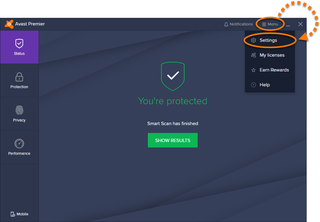 There's security in numbers. More people around the world trust Avast for their security than any other company. That means better security for all of us. The reason is simple: We see and react to more data from more users, so we can make your protection better.