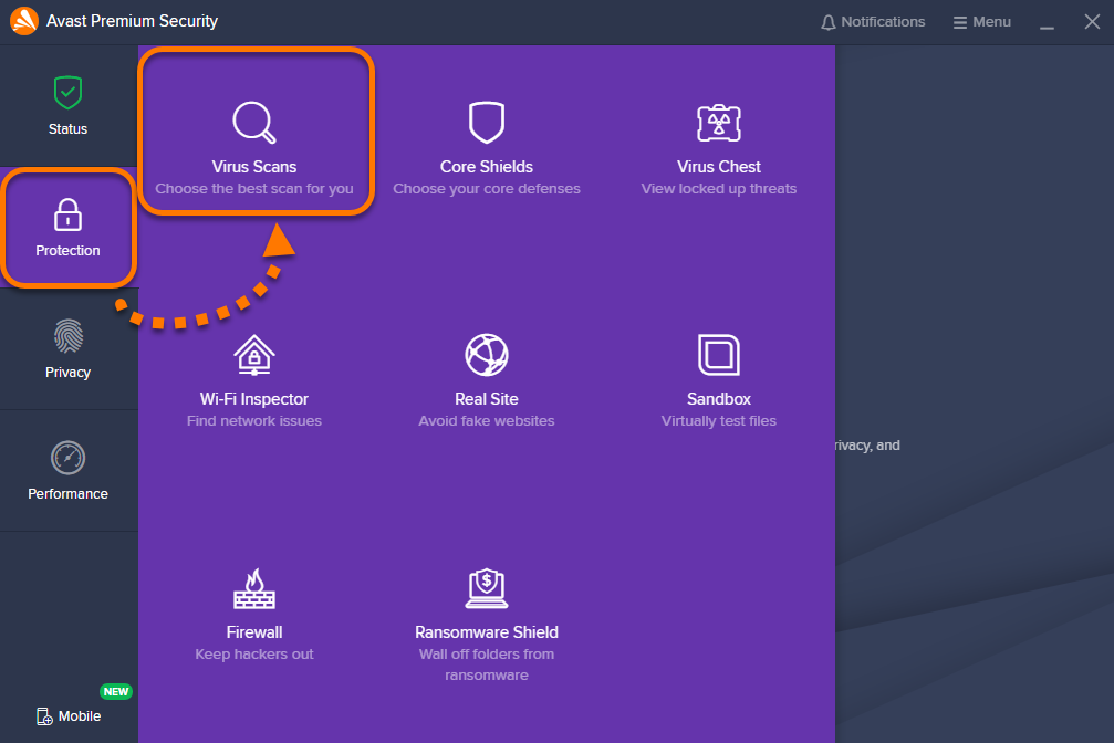 Creating and using Rescue Disk in Avast Antivirus | Official