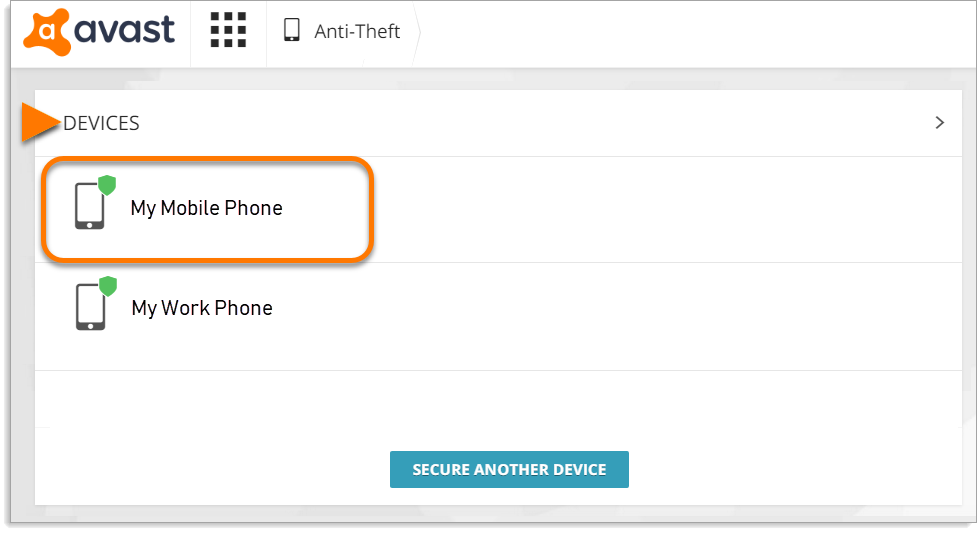 Controlling a lost or stolen Android device remotely using